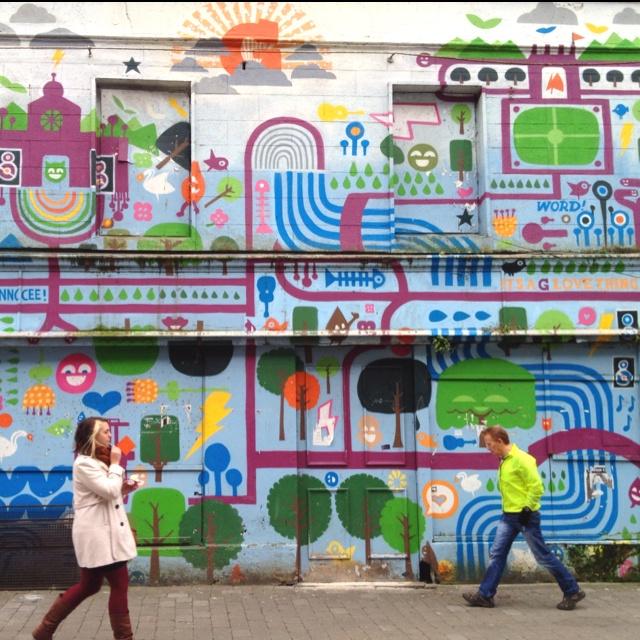 Galway murals