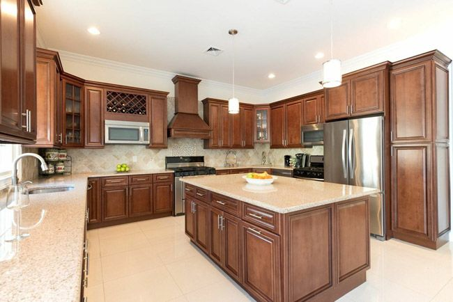 Buy Brownstone Kitchen Cabinets Online from Kitchen Cabinet Kings   KCMA certified cabinets   The best aspect of these assembled kitchen cabinets is the price; you are purchasing high quality products at unbelievable discount pricing.