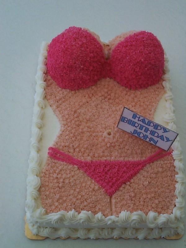 Bikini+Cake | bikini cake