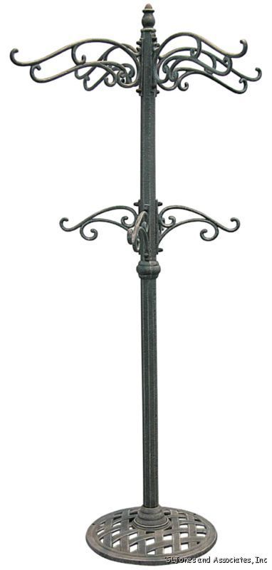 Outdoor Hanging Plant Stand