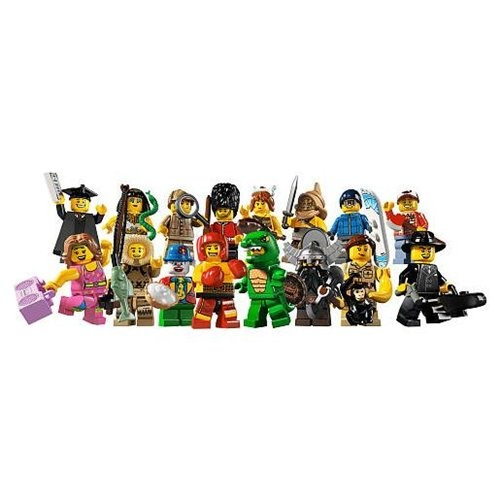 LEGO Minifigures 8805 Series 5  - 1 randon figure