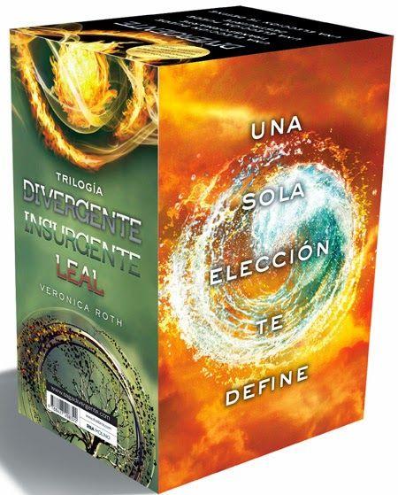 Trilogía Divergente Veronica Roth tiene 25 años y una exitosa carrera como escritora. A comienzos de esta década publicó Divergente, la novela que abría paso a una posterior trilogía y que fue elegida por los lectores estadounidenses de Goodreads como el libro del año en 2011.