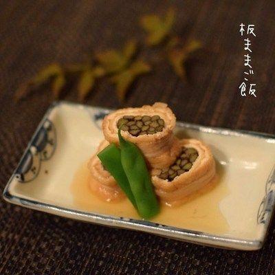 定番和食も意外と簡単 ぜんまいの信田巻きとインゲンの炊き合わせ by ...