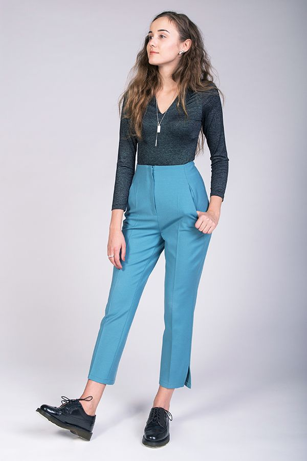 Tyyni Cigarette Trousers - Named