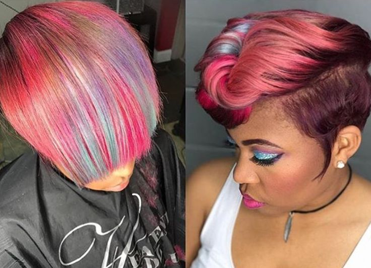 So dope @heavenlihandzbeautysalon  Read the article here - http://blackhairinformation.com/hairstyle-gallery/so-dope-heavenlihandzbeautysalon/
