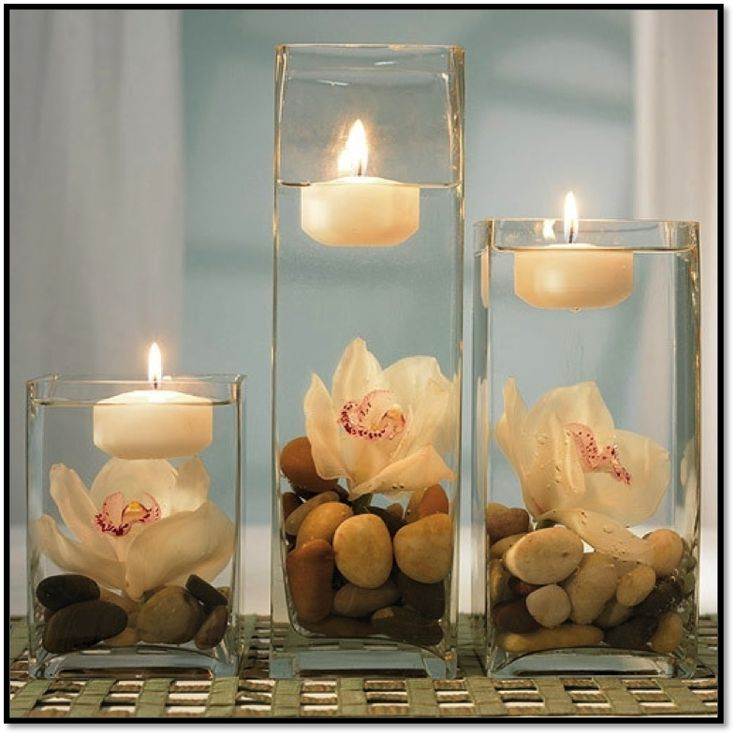 Home Inspiration - Candles - LUXE Properties