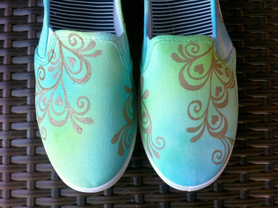 Etsy Womens Shoes