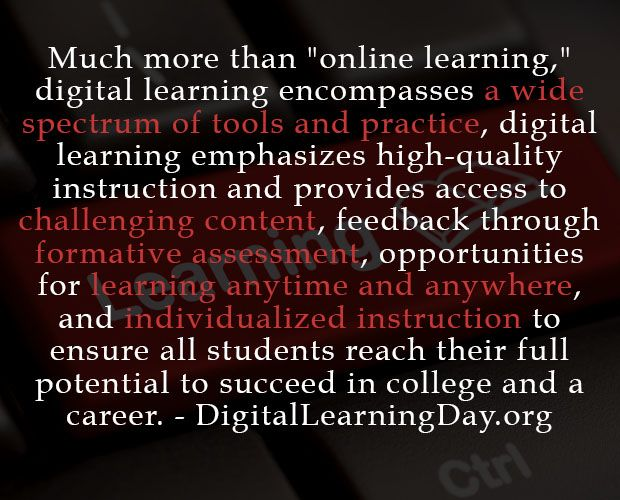 digital learning day goal