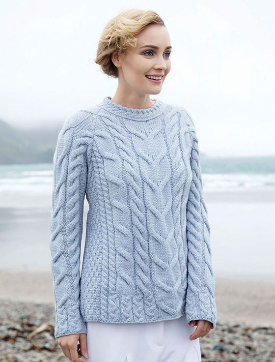 Aran Sweater Market - the home of Irish Aran sweaters. The Aran Sweater, also known as a Fisherman Irish Sweater,  the famous original since 1892; quality authentic Aran sweater & Irish sweaters from the Aran Islands, Ireland.