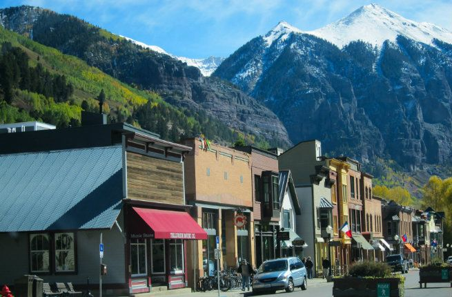 Telluride, Colorado - America's Best Small Towns | Fodors