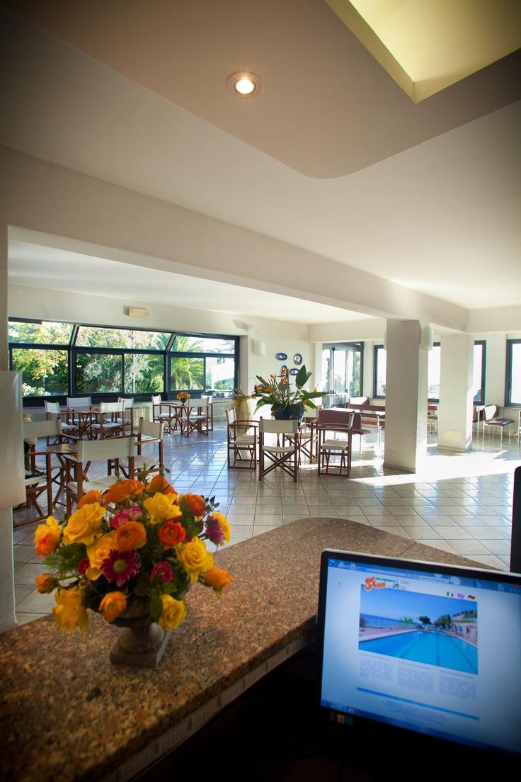 Residence Sant'Anna # Reception#1