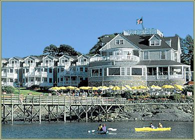 Bobby I Love This Wonderful Hotel In Bar Harbor Maine Hope To Be