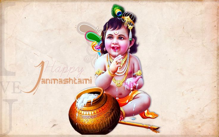 Happy Shri Krishnastami 2014 Images SMS Greetings Messages in ...