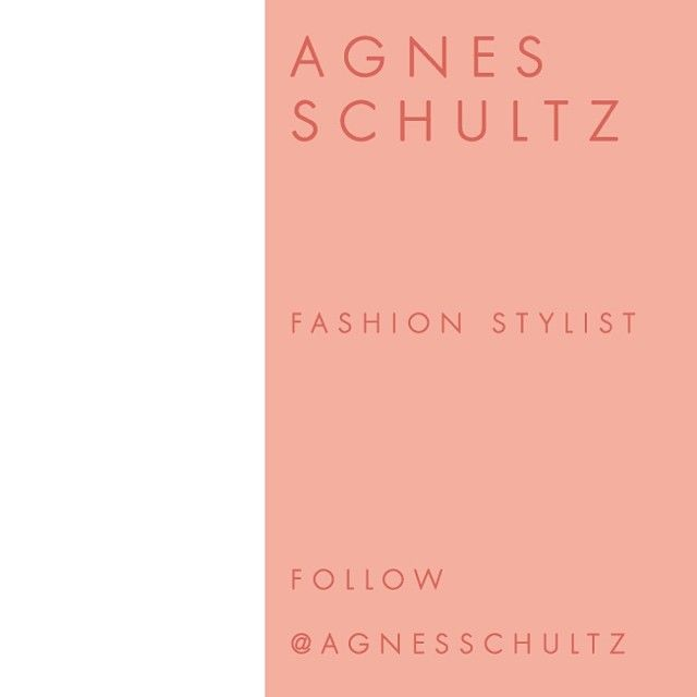 @STRIPIS_ MAGAZINE — #STRIPISLADIES Agnes Schultz - Fashion Stylist -...
