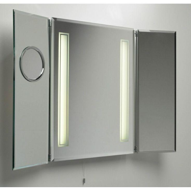 espejos iluminacion y estilo en 50 increíbles propuestas