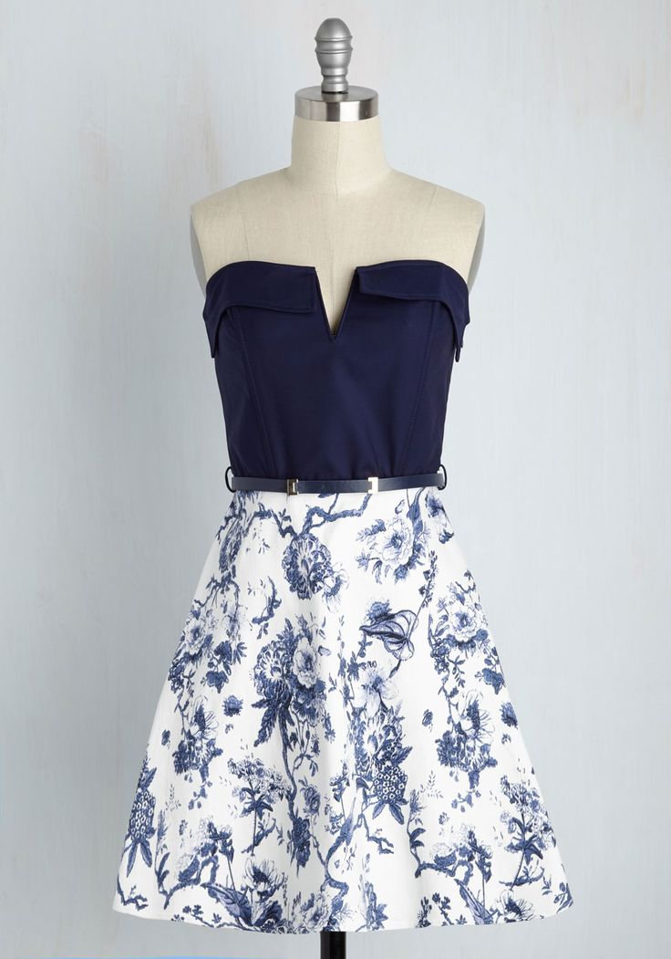 Toast to the Coast Dress, @ModCloth