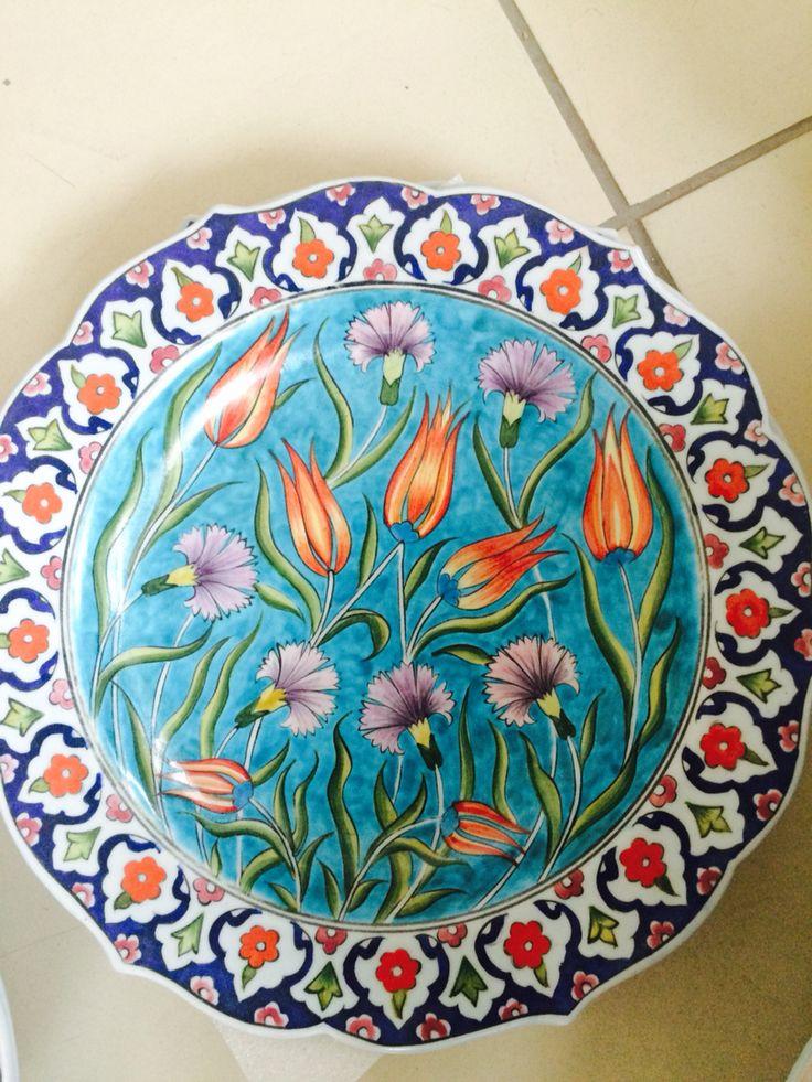 By İsmail Yiğit 30 cm tabak