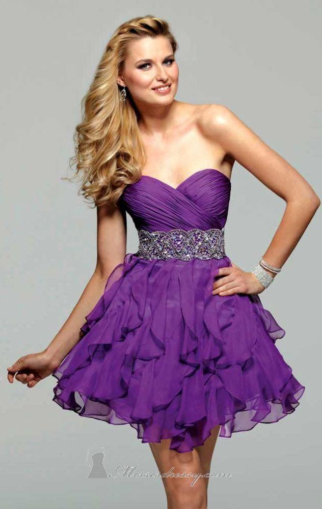 Mejores 13 imágenes de Vestidos en Pinterest | Faldas, Belleza y ...
