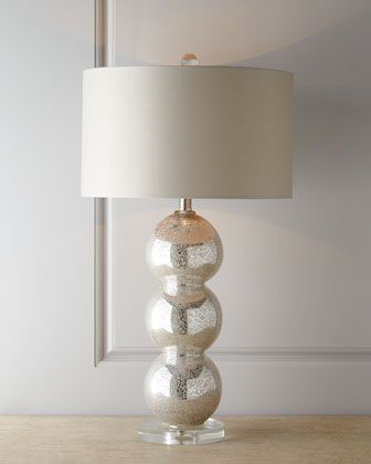 Moderne Glass Lamp by Regina-Andrew Design at Neiman Marcus. $395.00