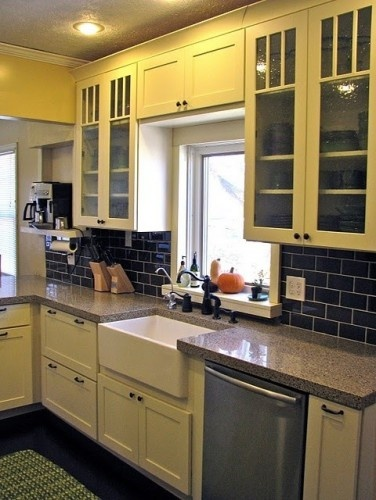 Rockford kitchen cabinets from CliqStudios in the Painted