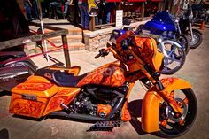 Custom Bagger Motorcycles | Custom Bagger by Jim Moon - Transportation Motorcycles ( sinister ...