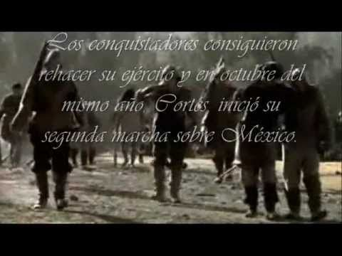 Conquista del imperio Azteca - Hernán Cortés