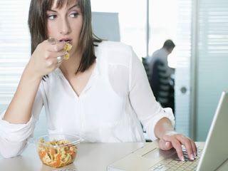 Recetas para Rebajar de Peso: Los bocadillos de oficina pueden destruir tu dieta...
