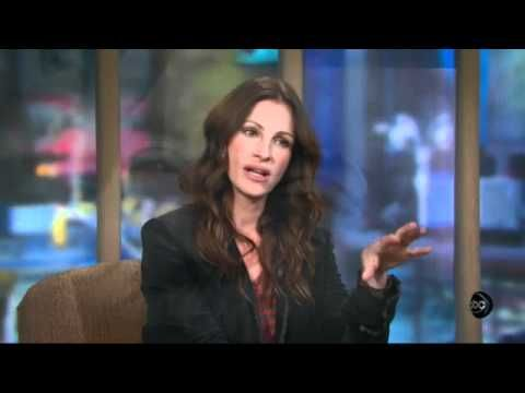 Julia Roberts talks about Neem Karoli Baba - YouTube