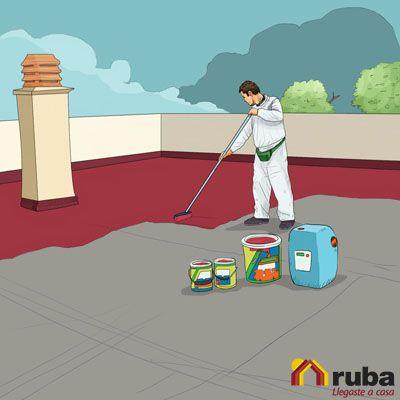 Si buscas el mejor mantenimiento para tus techos y/o azoteas te recomendamos barrerlas cada seis meses y revisar que la superficie este libre de grietas o abultamientos #MantenteRuba Si tus techos son de loza y deseas tips para impermeabilizar te recomendamos visitar http://blog.abinco.com.mx/posts/7-tips-para-impermeabilizacion-de-azoteas-y-techos
