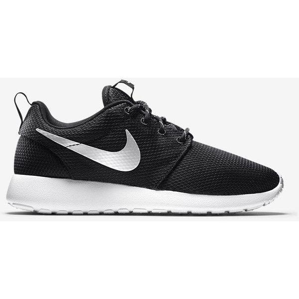 Nike Run Roshe Flyknit Noir Actrices Uk