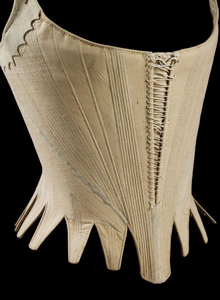 Stays | V&A 1780-1789 T.172-1914