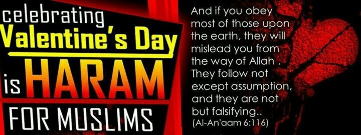 Celebrating valentines day is not permitted for Muslims. Islam