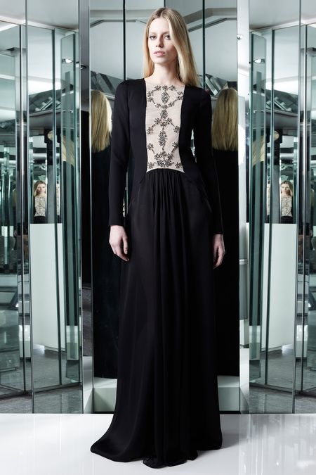 Azzaro Pre-Fall 2013 - i would make this into an abaya. It will look so pretty