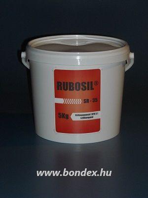 Rubosil SR-35 önthető szilikon RTV 2 formagumi