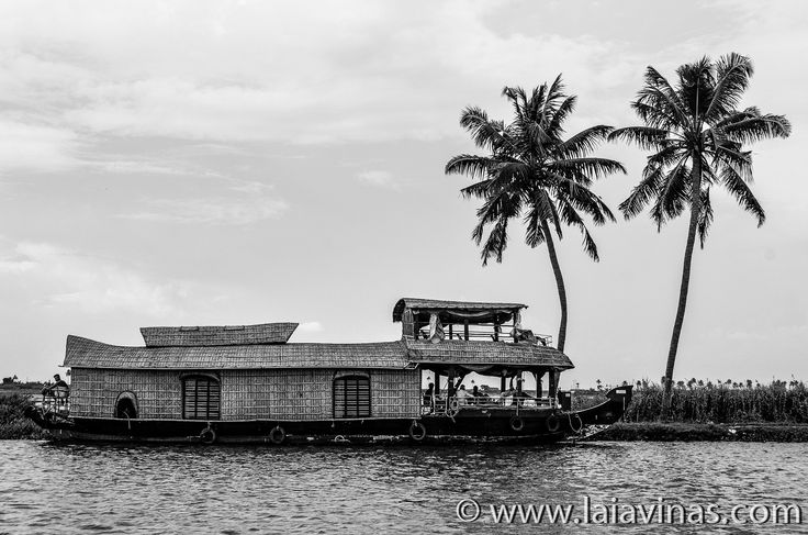 Los Backwaters, una red de unos 800km de canales navegables en el estado de Kerala, al sur de la India. #RTW #nikon #TTOT #TravelAddict #india #asia #oneyeartrip https://laiavinas.com/reportajes/viajes/india-2015/