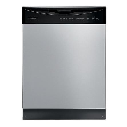 Sears has a wide variety of finishes, from stainless steel to classic black or white. Find one that matches your refrigerator to give your home a cohesive style. With the right dishwasher, you'll say goodbye to stuck-on food and stubborn grease. New built-in dishwashers come with a variety of hi-tech features.