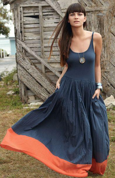 maxenout.com colorful maxi dresses (30) #cutemaxidresses