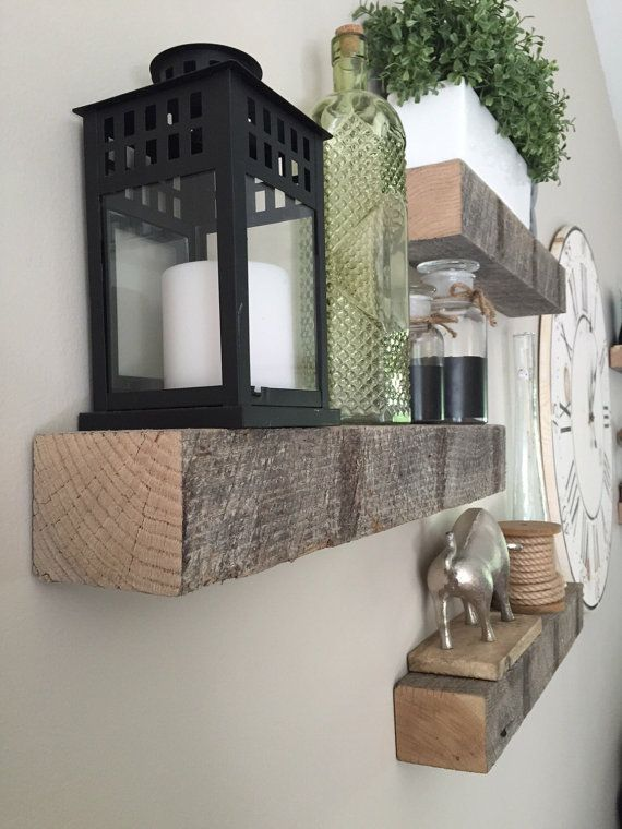 Floating Shelf by 2xFurniture on Etsy