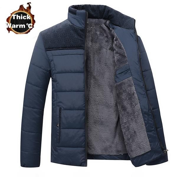 Winter Brand Men Jacket Fur Hood With Cashmere Plus Size 4XL Winter Jacket High… #BlackFriday is coming early #BestPrice #CyberMonday