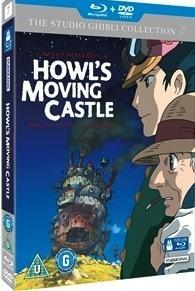 Howl's Moving Castle (Blu-ray-film) - Lägsta pris £20