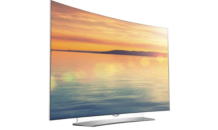 "LG 55"" and 65"" 4K Curved OLED Smart 3D TVs: LG 55"" and 65"" 4K Curved OLED Smart 3D TVs"