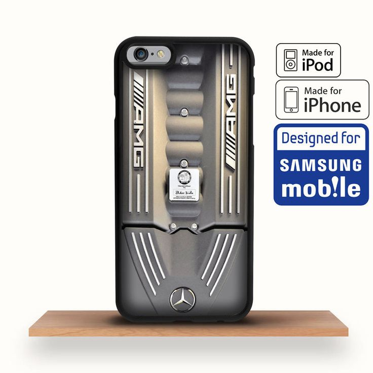 mercedes mansory s63 amg engine cover iphone 7 7 6s 6s 6. Black Bedroom Furniture Sets. Home Design Ideas