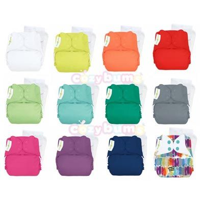 bumGenius 5.0 12 pack - Cloth Diapers Canada