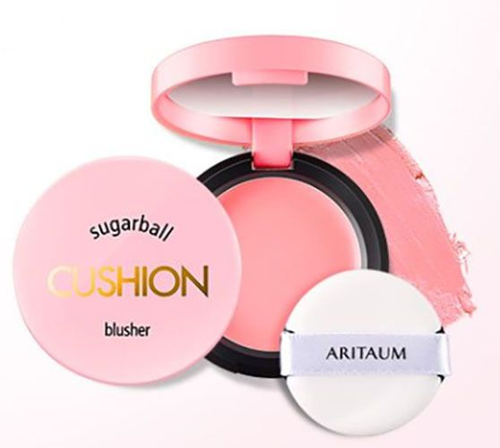 Amore Pacific ARITAUM Sugarball Cushion Blusher 6g #Aritaum