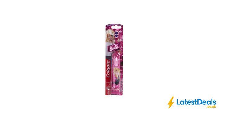 Colgate Toothbrush Barbie Extra Soft Free C&C, £3 at Wilko