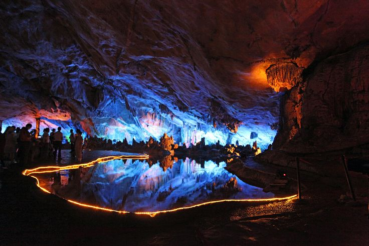 Reed flute cave II by Alfonso Lucifredi on 500px