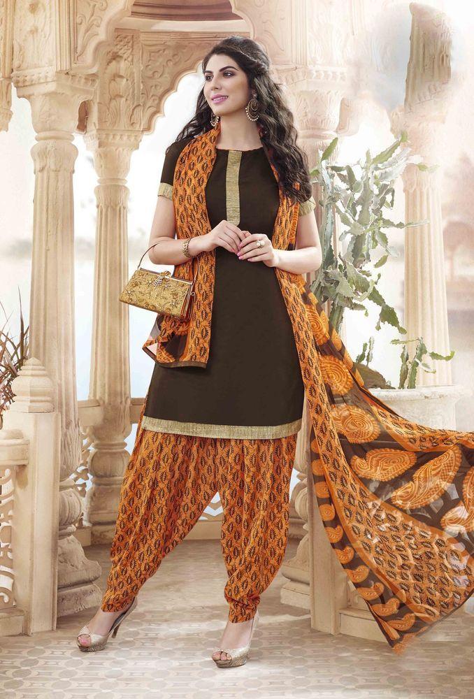 Anarkali Partydress Bollywood Ethnic Salwar Pakistani Designer Suit Indian Rani #KriyaCreation #PatialaSuit
