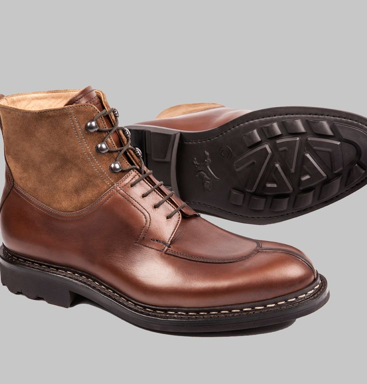 Ginko Suportlo Velours Boots | Heschung
