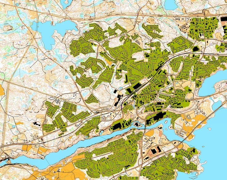 MapAnt: Gigantic Orienteering Map covering Finland! | World of O News