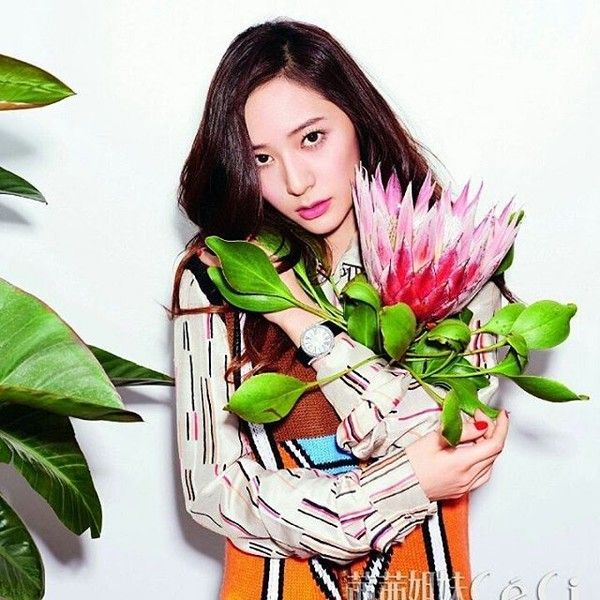 Krystal Jung (@fx_jungsoojung) • Instagram photos and videos ❤ liked on Polyvore featuring krystal